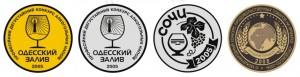 медали back